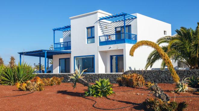 Jak vyprojektovat dům v kraji Césara Manrique...?
