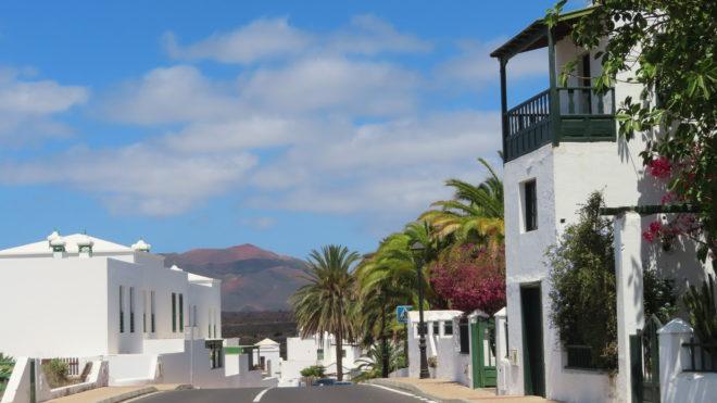 Neobyčejná krajina Lanzarote